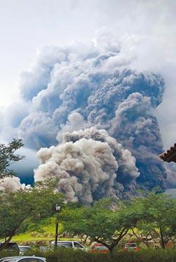 瓜地馬拉火山噴發 25死