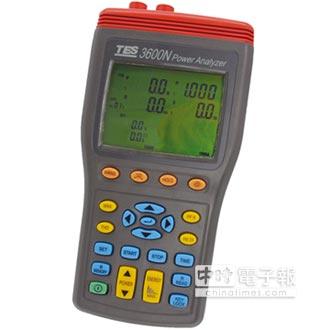 泰仕三相電力品質分析儀