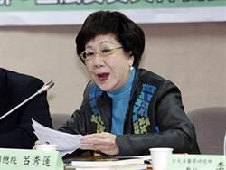 川金會若成功 呂秀蓮:台灣和大陸會有很大壓力