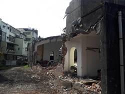礁溪天主堂暫定古蹟  半夜被突襲拆毀大半