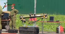 白羅斯在無人機上安裝火箭發射器