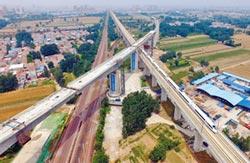 高鐵串連經濟圈 改寫陸版圖