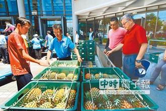 木瓜價暴跌 1公斤80元變10元