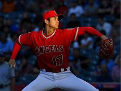 MLB》大谷翔平也短命 先發4局失1分退場