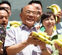 賴清德「台獨説」害香蕉無法售大陸 蘇貞昌:扯太遠