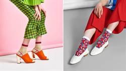 天天穿同雙鞋也不會被發現!這樣搭襪子,簡直跟換新鞋一樣