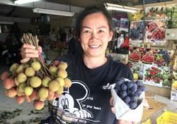 草屯玉荷包、葡萄進產季 每斤70元 農會籲多消費