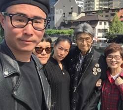 傅達仁2.5次婚姻     他人生中3個好女人