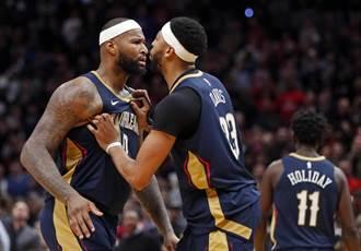 NBA》一眉哥嗆聲要留考辛斯 鵜鶘只想省錢