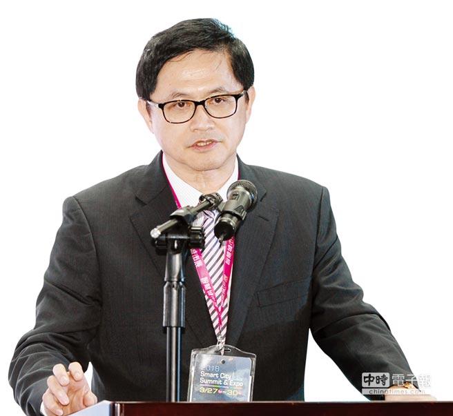 童子賢  圖/本報資料照片