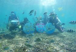 龍洞海底清潔總動員 籲成立海洋環教中心