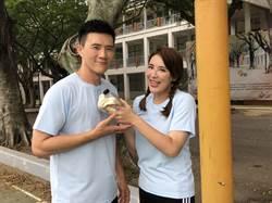 蔣偉文《實習醫師》配對小禎 和偶像拍戲像度假!