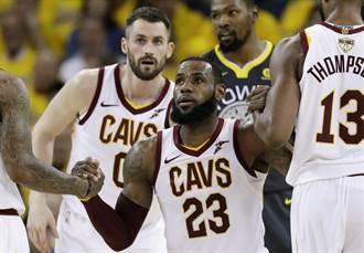 NBA》力挺詹皇隊友 布萊恩:他們不是垃圾