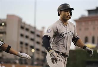 MLB》紐約地鐵大戰 洋基史坦頓要復活了