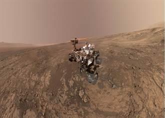 突破!尋獲有機化合物 火星搜尋生命有進展