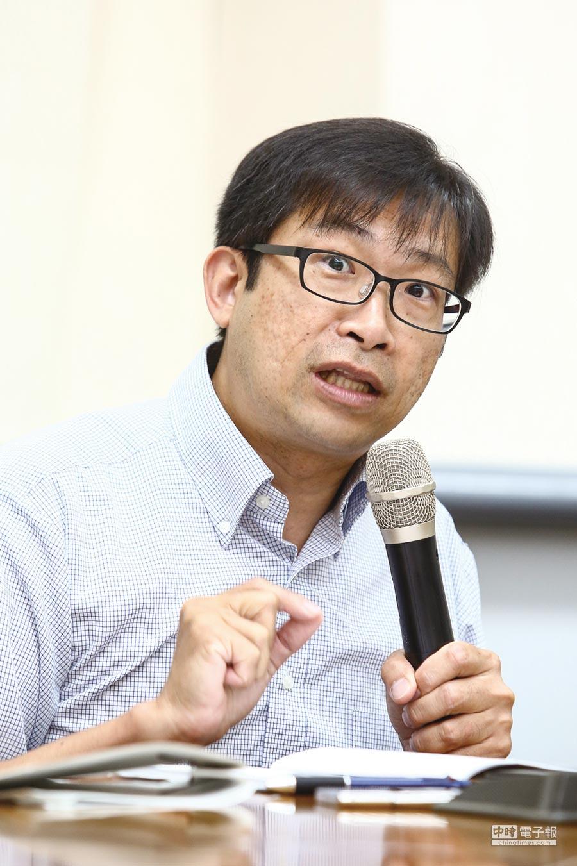東吳大學法學院系專任教授兼學務長 蕭宏宜