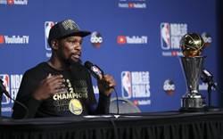 NBA》杜蘭特:感覺已達巔峰 但我還要進步!