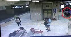 台鐵導引2位盲胞受傷 目擊網友點出三關鍵