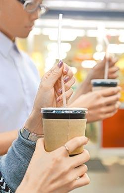 速食店內用不提供塑膠吸管