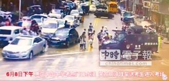 廣東省暴雨侵襲造成公設漏電  三人疑遭電死