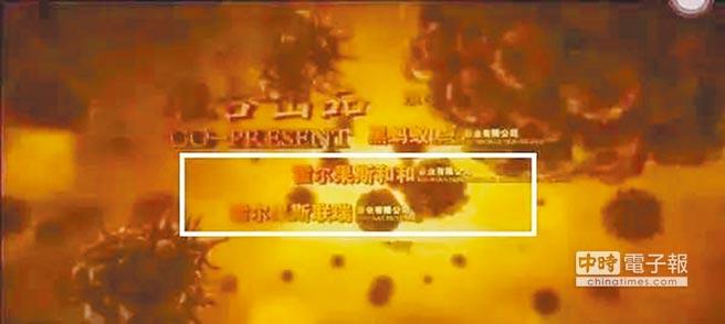 《西遊伏妖篇》出品方來自霍爾果斯。(取自搜狐)
