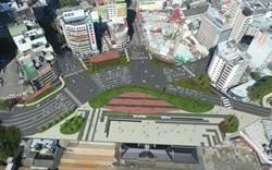 台中車站廣場11日起3天路面刨鋪 拚6月底提前完工