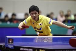 桌球》張本智和首度擊敗馬龍 陸桌壇震撼