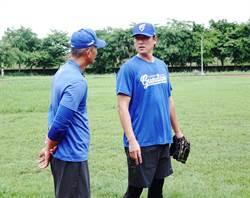 影》學當教練不代表退休 王建民:還想繼續投