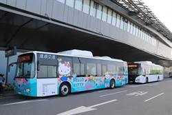 台中國際機場快線公車預約方便 搭配優惠提升國際觀光