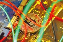 加密貨幣泡沫化 已經形成