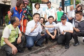 重車壓小港路  路平專案讓用路人有fu