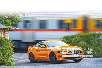FORD Mustang 2.3L 高顏值美式肌肉跑車