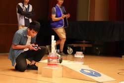 台科大機器人競賽 火星探測車「好奇號」奪冠