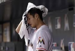 MLB》投不滿5局逃敗 陳偉殷:投得掙扎的一戰
