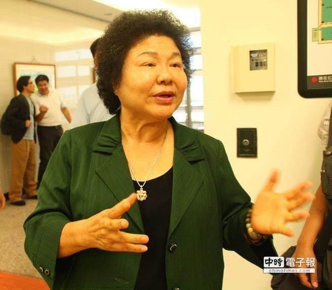 總統府祕書長陳菊。(中時資料照片)