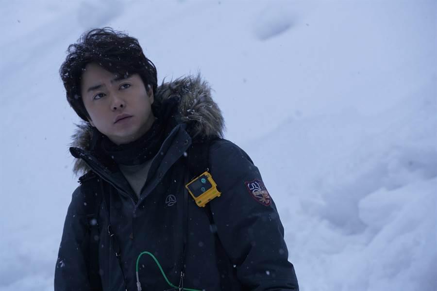 《拉普拉斯的魔女》 櫻井翔到雪山取景拍攝
