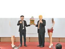 七彩雞排炫目 標榜天然色