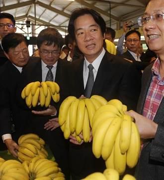台灣必倒!黃創夏稱他國拚國家戰略 我們搞水煮香蕉皮