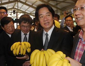 農糧署:香蕉價格回穩 網諷「那為何要吃香蕉皮?」