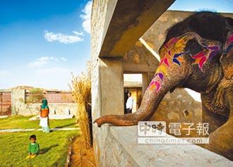 印度大象村 顧環保爭自由
