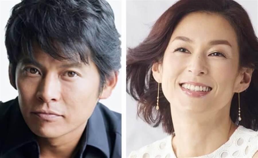 織田裕二和鈴木保奈美睽違27年演出,令世代觀眾振奮。(取材自官網)