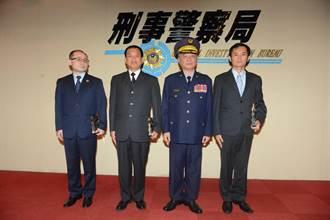 刑事局警察節系列活動  表揚模範警察、鑑識楷模