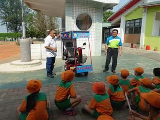 學校獲贈太陽能電動車兼具教具與代步工具