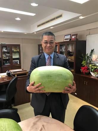 「國勇吃芋 世堅喝湯」朱學恒:黑暗料理雙塔頒神農獎
