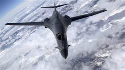 美國空軍唯一超音速轟炸機 B-1B槍騎兵式