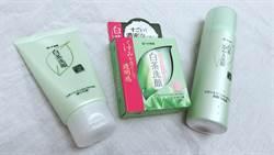 日本超紅的洗臉系列來台灣了!「白茶」成分讓肌膚洗後更透亮