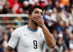 世足》蘇亞雷斯訓練受傷 烏拉圭再傳噩耗