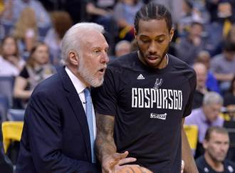 NBA》與里歐納德和平分手 帕總:這筆交易雙贏