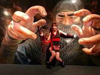 「AR 超有視!日本幻視藝術世界巡迴展」視覺超震撼