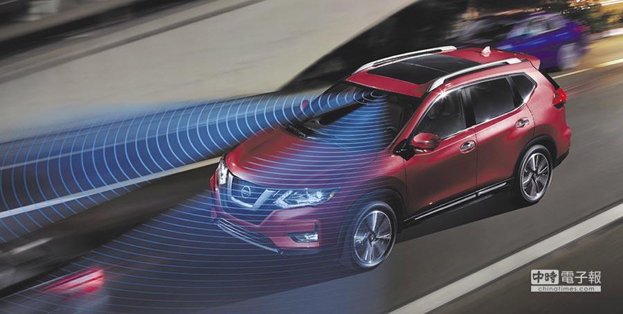 車商永遠比政府官方更早發現道路安全的問題癥結,如ACC主動式車距調節巡航系統、LDW車道偏移警示系統,這類的實用、好用的安全配備已經加入現在主流的配備。圖/陳慶琪